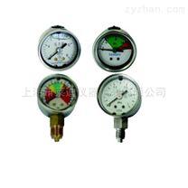 YTN-50充油耐震壓力表 徑向銅內機充液