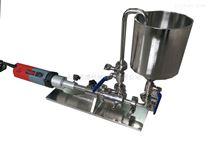 实验室卧式高速剪切乳化机