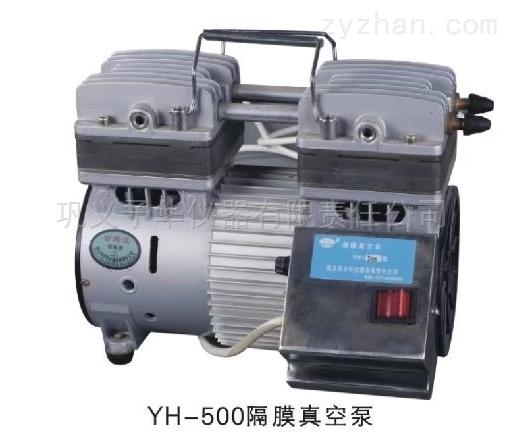 河南优质无油隔膜真空泵供应