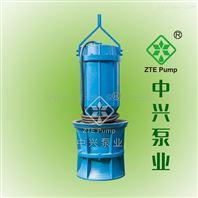 雨水泵站用潜水轴流泵