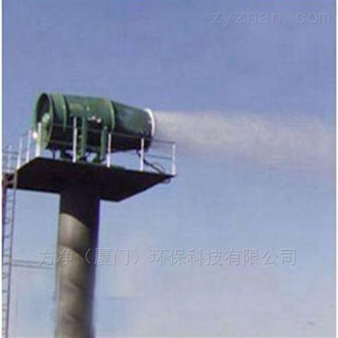 桥梁建设喷雾机拆迁房雾炮机
