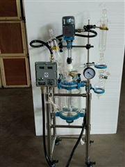 YSF系列实验室专用厂家直销双层玻璃反应釜