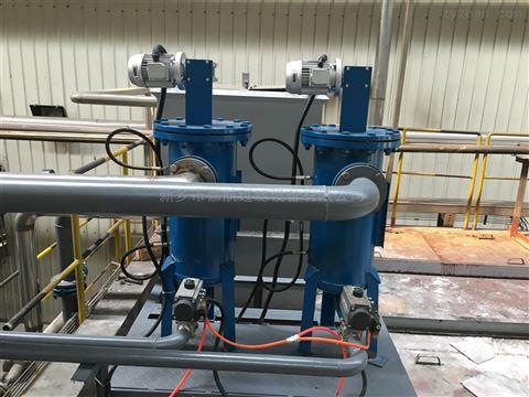 循环水过滤器调试说明
