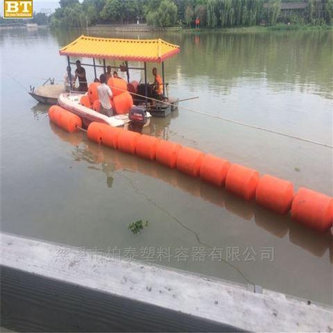 漂浮式水上拦截浮体安全浮筒南昌免维修浮筒