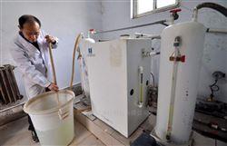 医疗废水及医院消毒效果检测