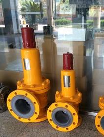 生产厂家 波纹管安全阀WA42Y-16P