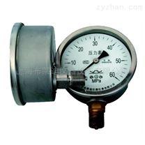 售YTN-100HZ全不銹鋼壓力表耐震旋壓密封式