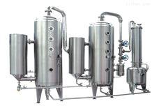 WZII-系列双效酒精回收浓缩器