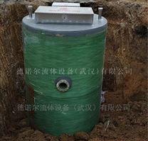 智能供水排污泵站 不銹鋼雨水泵站