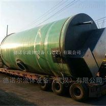 贵州 不锈钢预制泵站 地埋式污水排放泵站