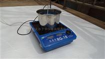 RG-18平板磁力搅拌器多个试料容器可同时进行搅拌