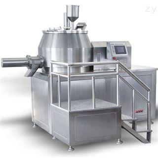 HLSG-100系列变频调速式高效湿法制粒机