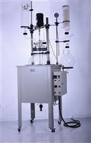供應200L單層玻璃反應釜