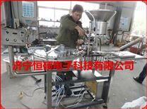 赤峰HSZ-8高速模制瓶轧盖机每分200瓶厂家