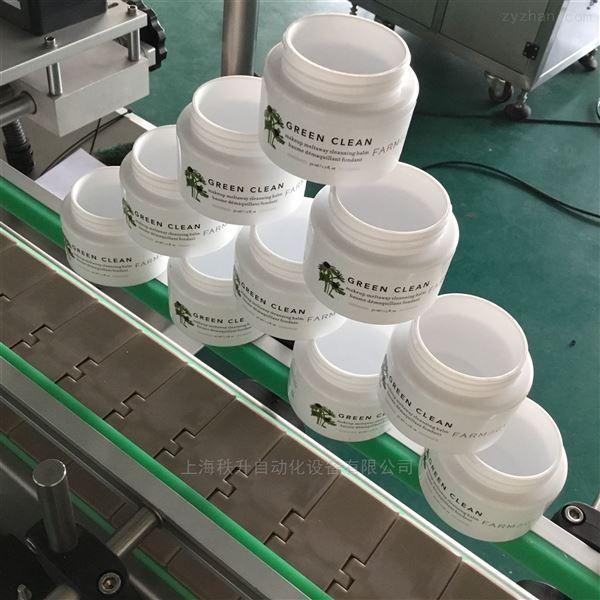 不干胶自动圆瓶贴标机