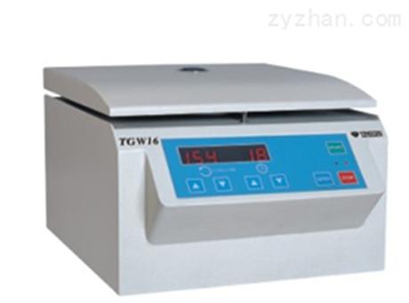 TGW16臺式高速微量離心機