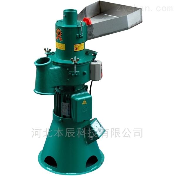 铸铁直立式连续投料粉碎机
