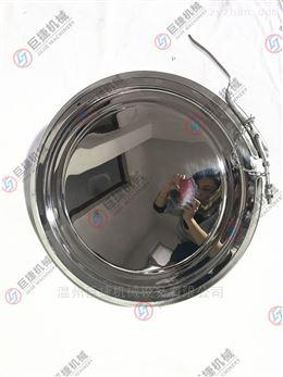不锈钢304 316L法兰视镜手孔
