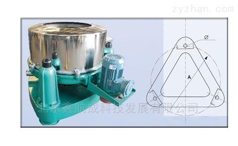 LXJ-I型不銹鋼離心機技術參數