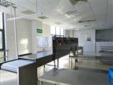 连续性生产微波干燥设备