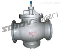 Y43H/Y型法兰连接碳钢活塞式蒸汽减压阀