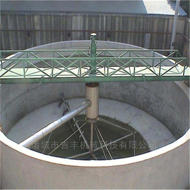吉丰科技专业供应行车式刮吸泥机设备
