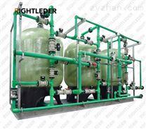 全自動不銹鋼軟化水處理設備