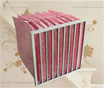 ZD系列中效粉色袋式空气过滤器器