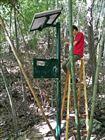 江西旅游景点引入负氧离子空气质量监测系统