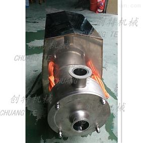 CT-R管线式均质乳化泵