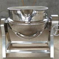500L不锈钢夹层锅