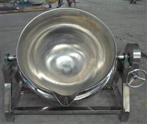 200L不锈钢夹层锅