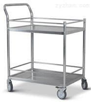 生物工程专用304不锈钢推车