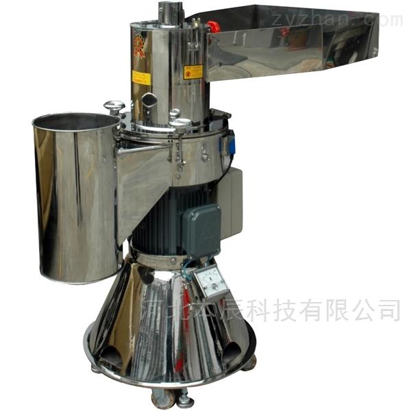 10HP不锈钢型连续式高速粉碎机 (RT-100S)