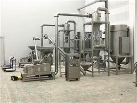 WF-系列化工脉冲除尘粉碎机