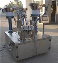 MQPZ-116泡騰片自動計數灌裝機
