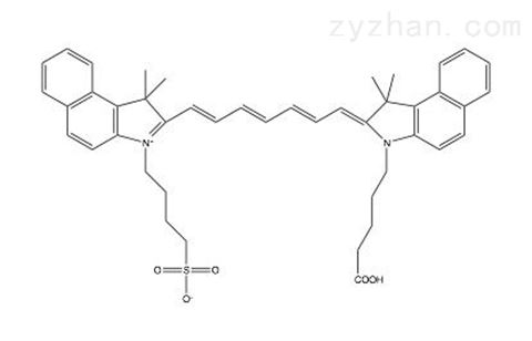 ICG Carboxlaic acid,ICG COOH,吲哚菁绿