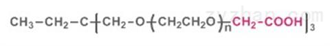 三臂聚乙二醇羧酸,3-arm PEG-CM