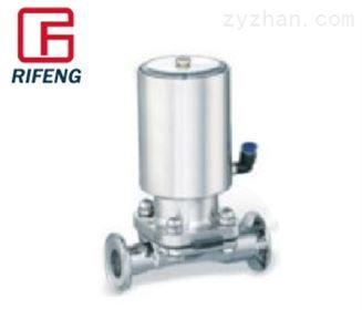 气动型卫生级隔膜阀