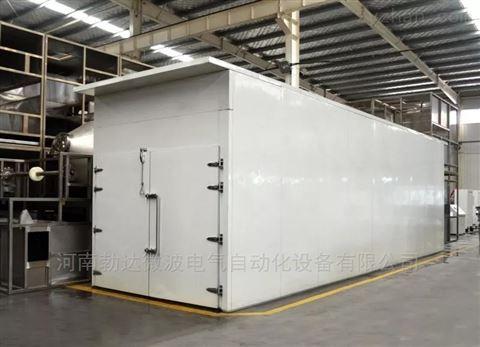 勃达空气能热泵药材烘干设备