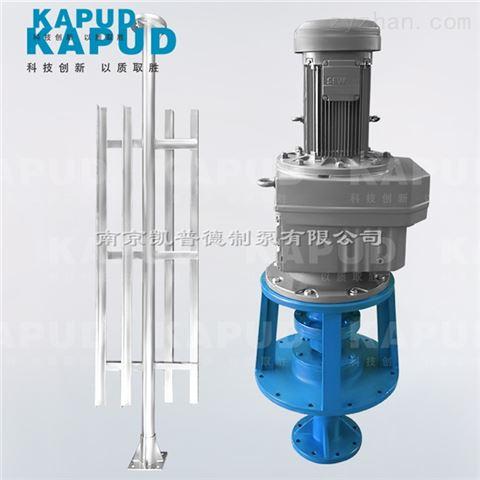 助凝剂混合液体循环搅拌 JBK型框式搅拌机