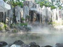 园林造景雾森系统