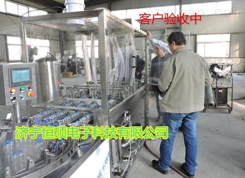 石家庄HSCX-W粉针西林瓶外壁超声波清洗机