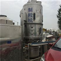 供应二手120型不锈钢高效沸腾制粒干燥机