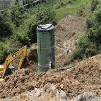 厂家定制玻璃钢一体化泵站全国供应