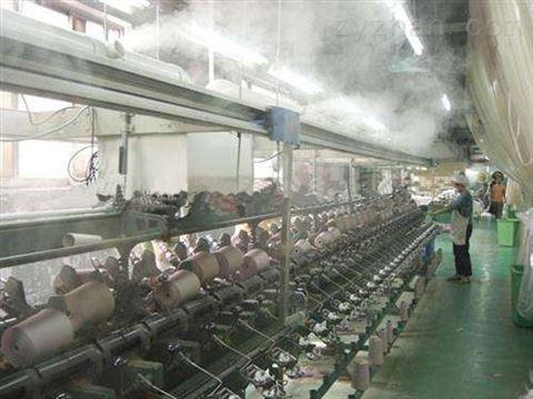 纺织行业加湿设备 纺织厂除静电专用加湿机