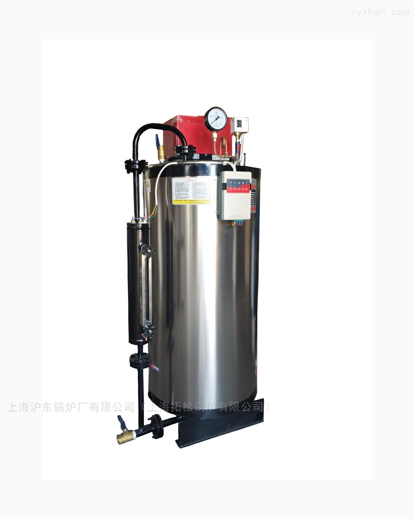 燃油燃气蒸汽锅炉技术特点