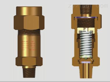 安全阀SFA-22C300T1 DN25 整定压力:2.42MPA