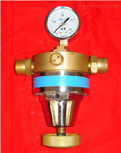 氧气减压阀ZJD9-YR