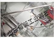 供應醫藥廠原料管鏈輸送機,管鏈提升機原理